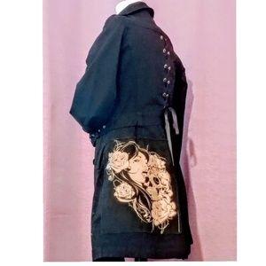 Royal Bones Corset Jacket